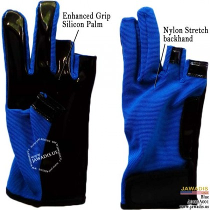 Blue parkour, freerunning gloves for sale, best parkour gloves