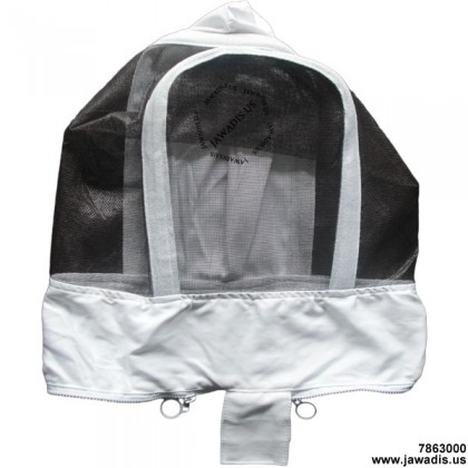 Replacement Bee Suit and Jacket Fence Veil for Children - White