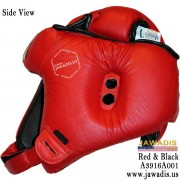Jawadis Red Best Sparring Fight Boxing Headgear - Size [L]