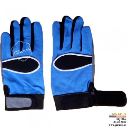 General Purpose, Equipment Operation Mechanic Gloves Cheap Sky Blue