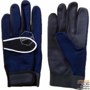 DIY Home Improvement Best Auto Mechanic Gloves Cheap Navy Blue