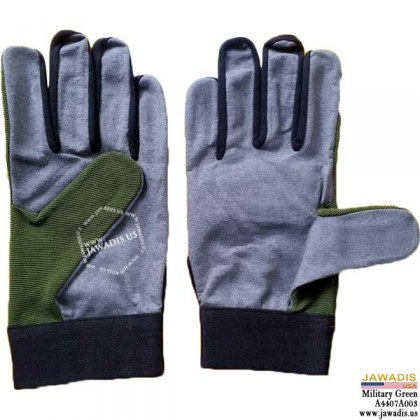 Multipurpose, Maintenance & Repair Mechanic Gloves Cheap Military green - Size M