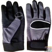 Multipurpose, Maintenance & Repair, Cheap Mechanic Gloves Dark Gray