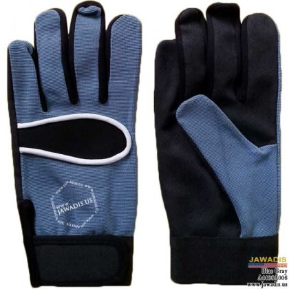 Assembly, Gardening, Landscape, Mechanic Protective Gloves Light Gray - Size M