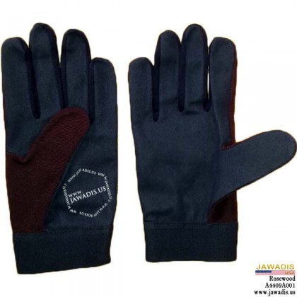 Assembly, Gardening, Mechanic Protective Gloves Rosewood - Size XL