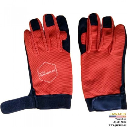 Assembly, Repair Best Mechanic Protective Gloves Vermillion - Size L