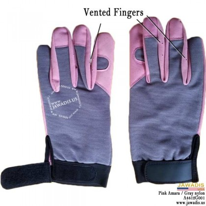Best Mechanic Vented Gloves Best Mechanic Gloves Pink - Size XL