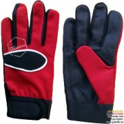 Multipurpose, Mechanic Type Utility Gloves American Rose- Size L