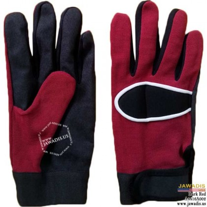 Mechanic Gloves for Sale, Best Gloves for Mechanics Dark Red