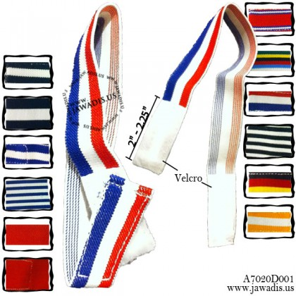 Wrist / Ankle Strap Self Adhering Sturdy Nylon Velcro Fasteners