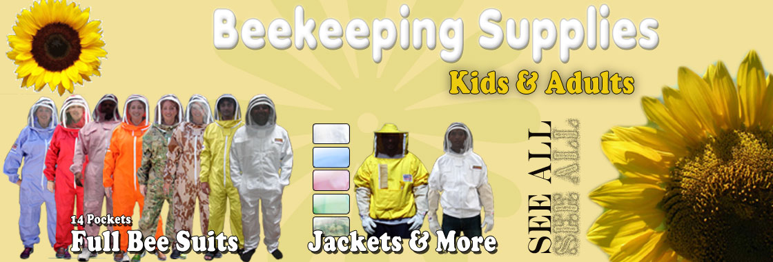 Beekeeping Supplies - See Sll Products