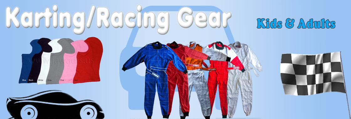 Racing/Karting Gear - See Sll Products