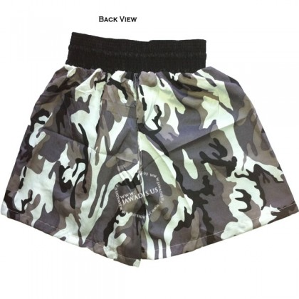 Adult Snow Camo Training Boxers Best Boxing Shorts Gym Trunks