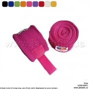Jawadis Pink Wrap Your Hands for Boxing Fitness and Strength Wrap