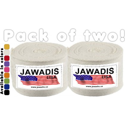 Jawadis Yellow Fitness Wraps, Strength Wrap, Boxing Wrist Wraps