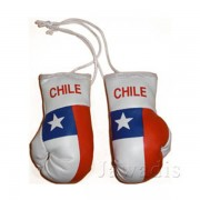 Mini Boxing Gloves - Chile