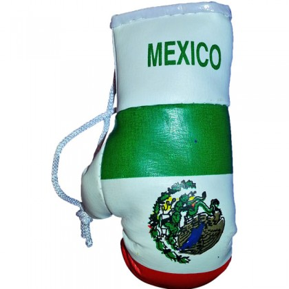 Mini Boxing Gloves - Mexico