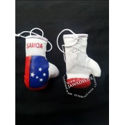 Mini Boxing Gloves - Samoa