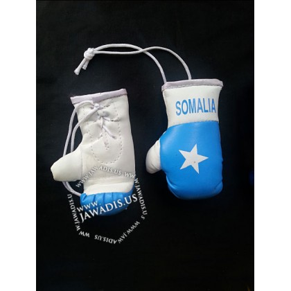 Mini Boxing Gloves - Somalia