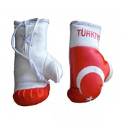 Mini Boxing Gloves - Turkiye - Red