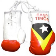 Mini Boxing Gloves - East Timor-Leste
