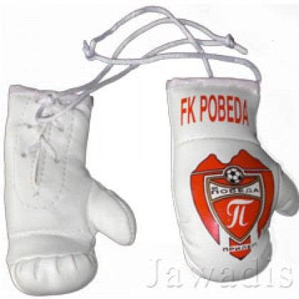 Mini Boxing Gloves - FK Pobeda