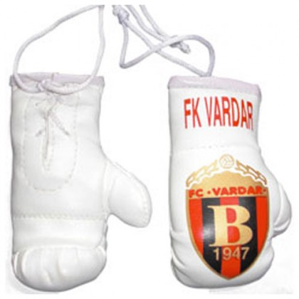 Mini Boxing Gloves - FK Vardar