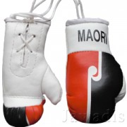 Mini Boxing Gloves - Maori