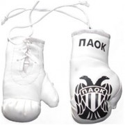 Mini Boxing Gloves - Noak - White Palm
