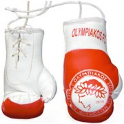 Mini Boxing Gloves - Olympiakos FC