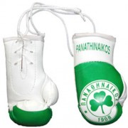 Mini Boxing Gloves - Panathinaikos