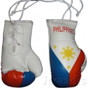 Mini Boxing Gloves - Phillippines