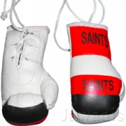 Mini Boxing Gloves - Saints