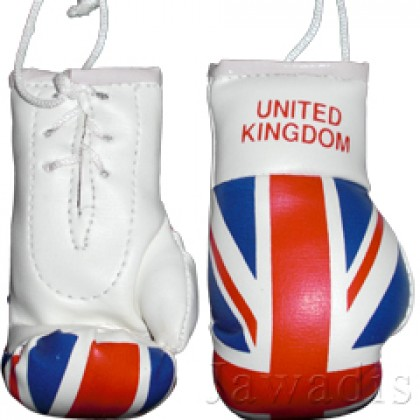 Mini Boxing Gloves - United Kingdom