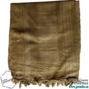 Shemagh Wrap, Keffiyeh, Military Head Scarf  - Old Coyote