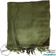 Shemagh Wrap, Keffiyeh, Military Head Scarf  - Foliage Green