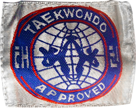 Tae Kwon Do Approved Seal