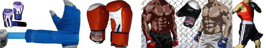 Jawadis Boxing Gloves - Training Hard