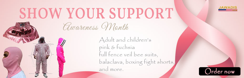 What month is breast cancer awareness?